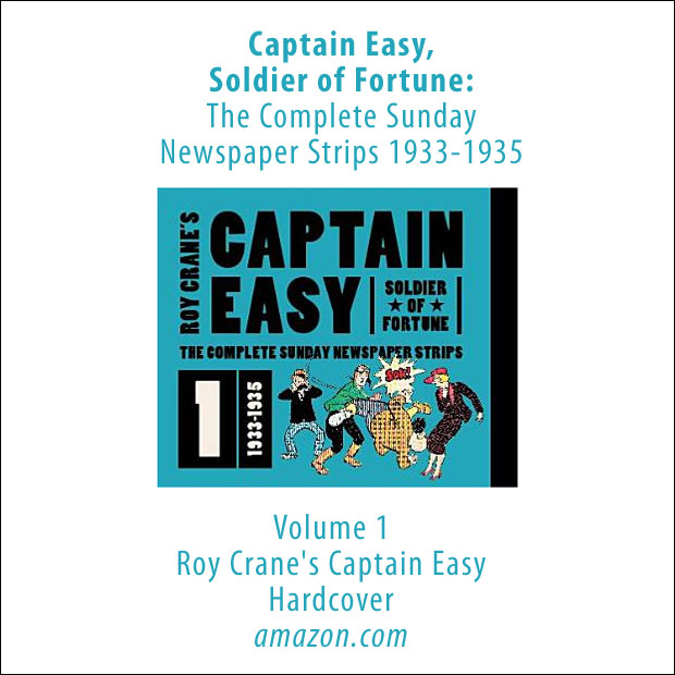 ROY CRANE CAPTAIN EASY