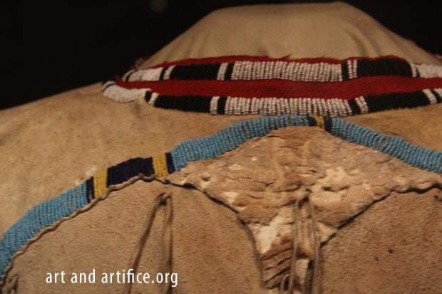Nez Perce 2 Hide Dress