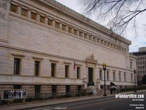 Corcoran Museum in Washington DC 18