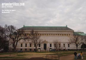 Corcoran Museum in Washington DC 20